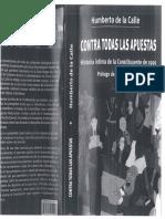 Humberto de la Calle- Constitución del 91