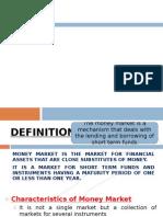 2.Money Market