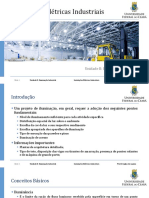 Unidade II - Iluminação Industrial