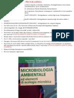 a) Introduzione al Biorisanamento