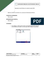 Coletor MC 3090 - Configurar Rede sem AD