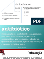 Antimicrobianos - Questões