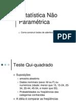 TestesAderencia