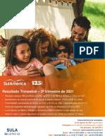 Press Release Sul América SULA11 2T21