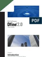 Dfine 2 UserGuide