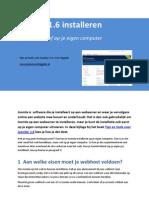 Joomla 1.6 Installeren - Tips en Tools Voor Joomla! 1.6