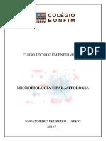 Introdução Microbiologia e Parasitologia