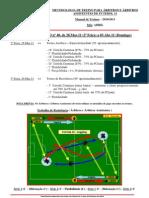 Plano de treinos Abril2011