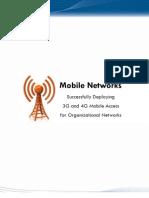 Elfiq White Paper - Deploying 3G-4G