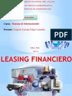 LEASING_FINANCIERO PPT