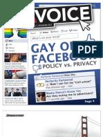 The Georgia Voice - 4/1/11 Vol. 2, Issue 2