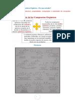 Introdução-Química Orgânica e Ligações Químicas 2018