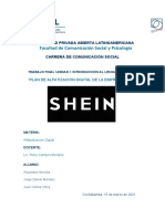 Shein tics