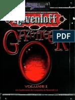 D&D 3.5E - Raveloft (Gazetteer Vol 1)