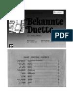 Bodenmann,H.Dúos fáciles 2FL V2 Melodie