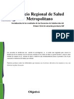 Informe Final de Encuesta de Los Unap Mp