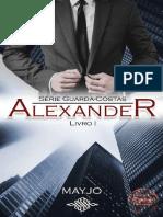 Serie Guarda Costa 01 Alexander