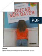 Educar Sem Bater - Luís Maia