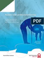 WEB_Rapport_11_Ruimte voor professionalisering