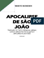 Huberto Rohden - Apocalipse de São João