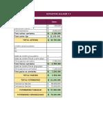 Estructura Balance y Flujo FDLM EL CASO