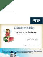 El Hada de Las Frutas
