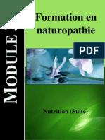 Module 3 Formation en naturopathie - La nutrition (2)