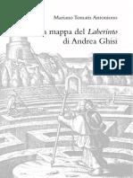 La Mappa Del Laberinto Di Andrea Ghisi