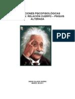UNIDAD VI PRINCIPIOS DE PSICOFISIOLOGIA