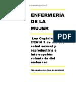 Fernando Gucema Esquiliche Trabajo Salud Reproductiva