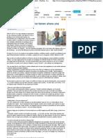 2009-12-28 - Los yacimientos de Orce tienen ahora una oportunidad´ - Huellas - La Opinión de Granada