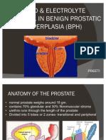 electrolytes in BPH