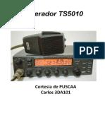Emperor-TS-5010- Manual em Português