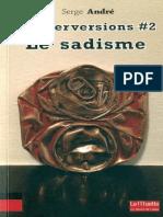 Andr 233 - Les Perversions 2 Le Sadisme