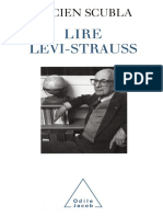 Scubla, Lucien  - Lire Lévi-Strauss