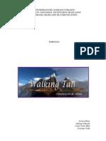 Porfolio de Walking Tall