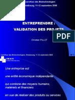 VALIDATION DES PROJETS de creation d'entreprise (2015_09_05 14_50_17 UTC)