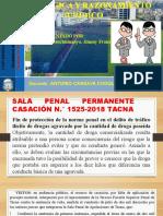 SALA PENAL PERMANENTE  CASACIÓN N.° 1525-2018 TACNA