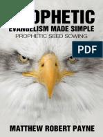 Prophetic Evangelism (1)