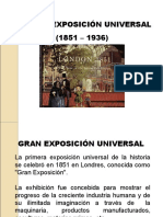 La Gran Exposicion Universal