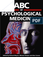 ABC of Psychological Medicine - R. Mayou, M. Sharpe, A. Carson