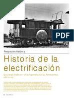 historia de la electrificacion abb