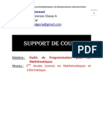 Matlab - Cours