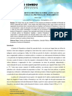 EDUCAÇÃO EM PERNAMBUCO