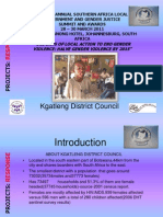 Final_Dineo Kefliwe Segobai - Kgatleng District Council