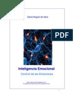 Control de las emociones