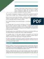 Estudio Sobre el Ritmo Circadiano (Alimentación, Sueño y Ejercicio)