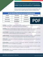 Decifre e Influencie Pessoas - Alta Performance (ministrante)