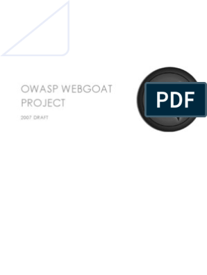 OWASP_WebGoat_and_WebScarab_for_print | Http Cookie | Proxy