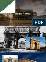 Roma Antiga -Slides Psico